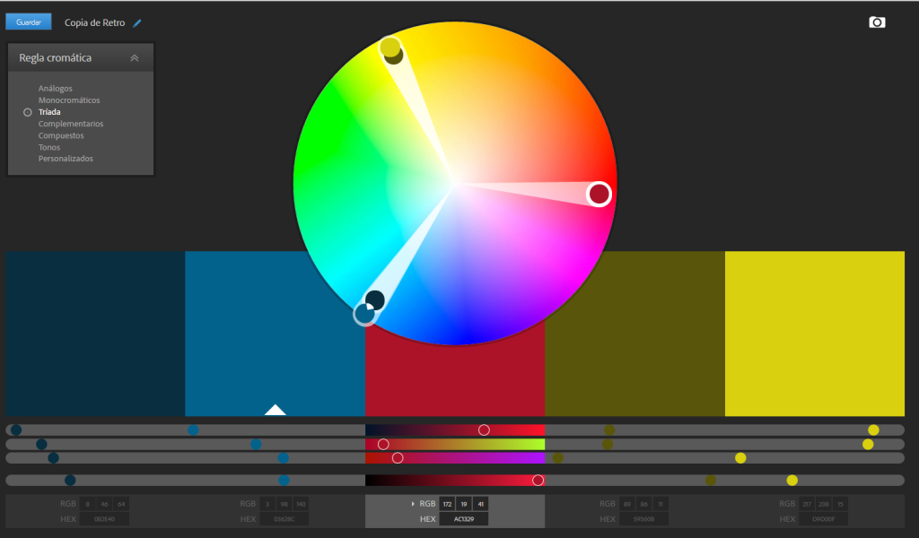 Adobe CC Color