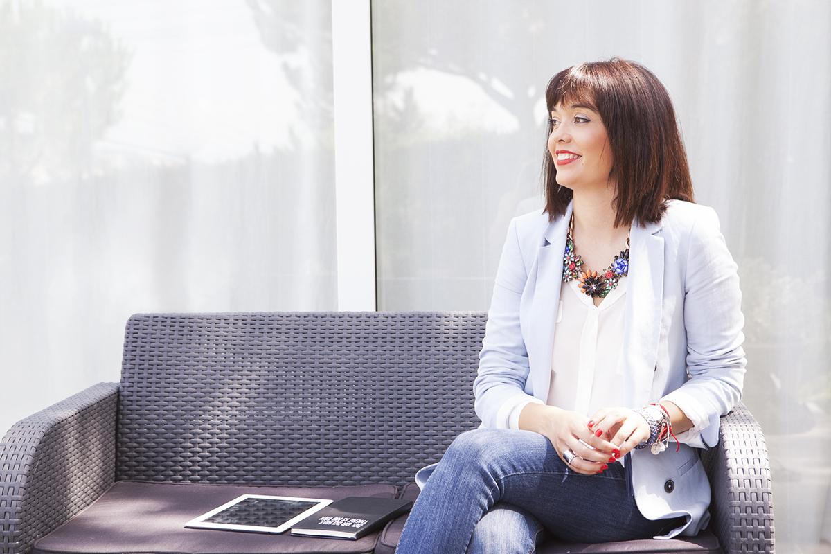 la importancia de la imagen personal entrevista a Silvia Foz