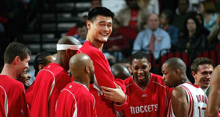 yao ming frases