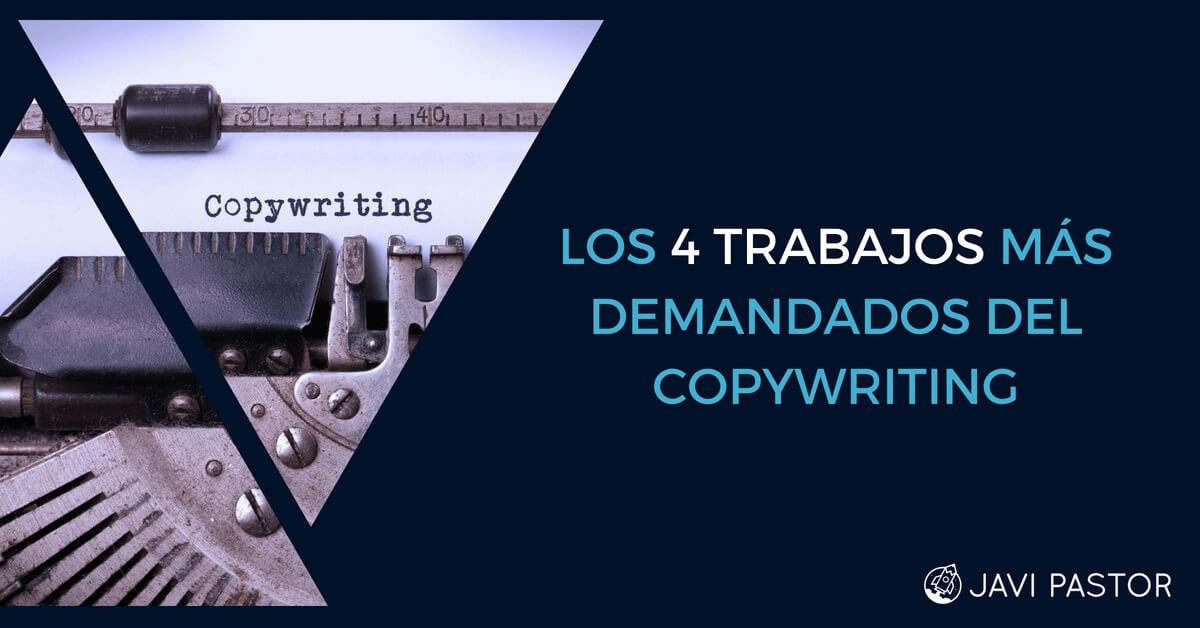 trabajos copywriting