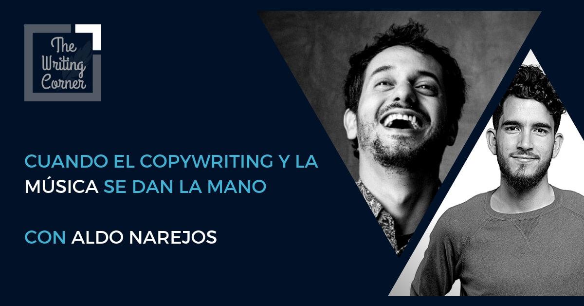 Aldo Narejos canciona