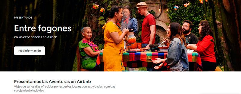 Entre fogones - Airbnb
