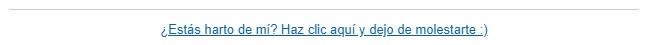 Microcopywriting en email