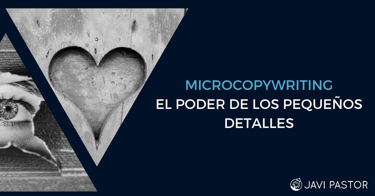 Microcopywriting: qué es y ejemplos