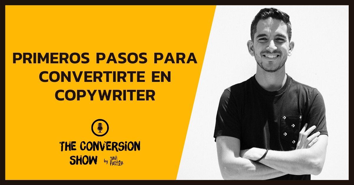 Cómo convertirme en copywriter