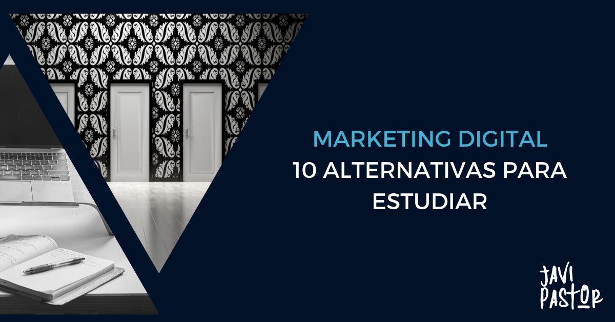 Estudiar marketing digital