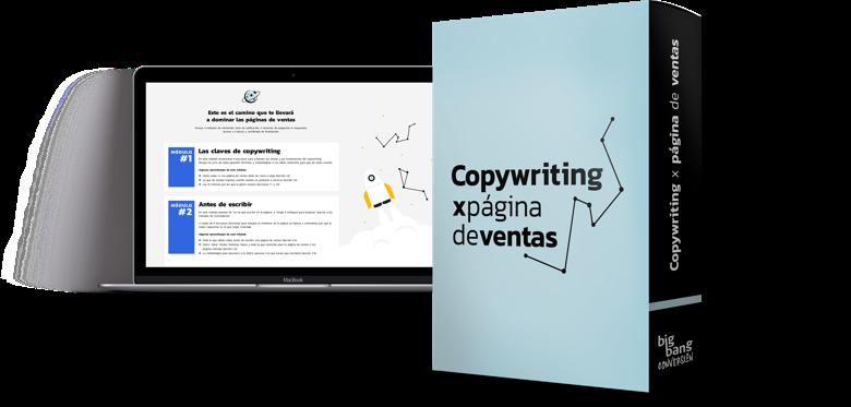 Curso Copywriting x Página de ventas